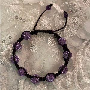Brand New Beaded Macramé Bracelet